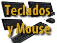 Teclados / Mouse